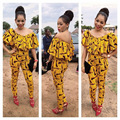 2016 Африканские Платья Для Женщин Dashiki Платье Брюки Печати В Традиционных Африканских Одежды Для Женщин Dashiki Платье Одежда