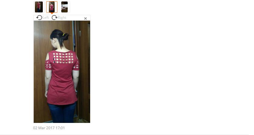 HTB13FMoPVXXXXXdXpXXq6xXFXXXF - T-shirts Women Fashion Off The Shoulder Hollow Out Short Sleeve