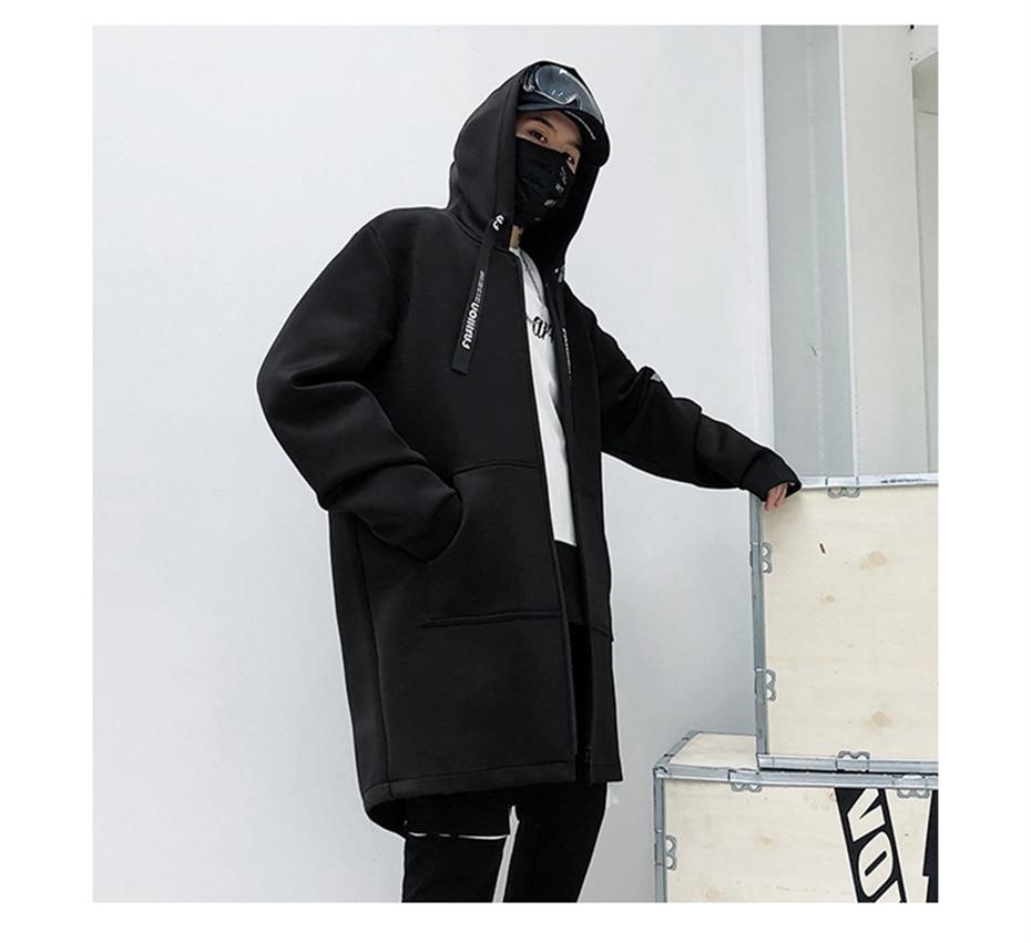 HTB13FMtK3HqK1RjSZFPq6AwapXao Long Jacket Men Print Fashion 2019 Spring Harajuku Windbreaker Overcoat Male Casual Outwear Hip Hop Streetwear Coats WG198