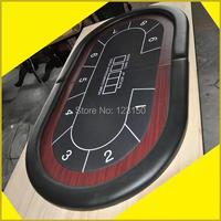 TP B01 210*100 см, покер столешница, складной казино настольный, два раза с водостойкой ткани, большие размеры