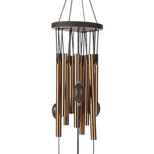 62 Cm Antirust Tembaga Lonceng Angin Outdoor Living Yard Tabung Bells Dekorasi Taman Logam Windchimes(China)