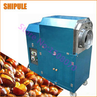 2016 New Products Factory Price Commercial Industrial Gas Chestnut Roasting Machine Chestnut Roaster For Sale