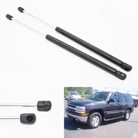 Qty 2 Auto Liftgate Tailgate Trunk Lift Supports Gas Struts for 1999 2004 GMC Yukon for Cadillac for Chevrolet Tahoe 24.69 inch
