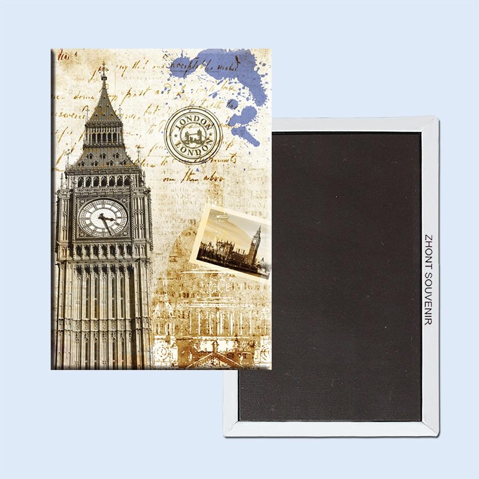 Big Ben London England Postcards 22586 Landscape Magnetic