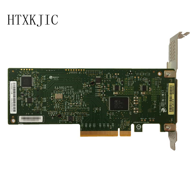 LSI Internal SATA/SAS LSI 9211-8i LSI00194 8port 6Gb/s PCI-Express 2.0 RAID Controller Card, LSI SAS HBA. корпус corsair obsidian series 350d window cc 9011029 ww