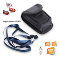 Fingertip Pulse oximeter bag,pouch,lanyard,one carrying case+one hanging rope