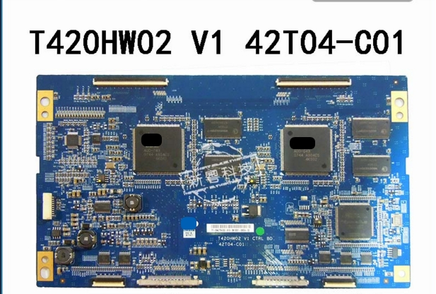 T420HW02 V1 CTRL BD 42T04-C01 42T04-C05 42T04-C0B Logic board T-CON connect with board