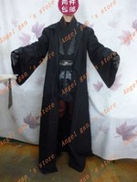 Free Shipping New Custom Made High Quality Star Wars Anakin Skywalker Darth Vader Jedi Knight Cosplay