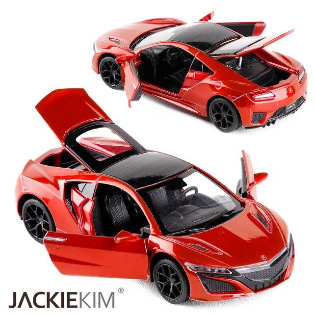High Quality New 1 32 Scale Acura Nsx Metal Alloy Diecast Car