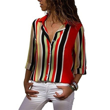 2019 Women Plus Size Sexy Summer Chiffon Solid Blouse Shirt Tops Elegant Office Ladies Korea Cold Shoulder Blouses Blusas Female