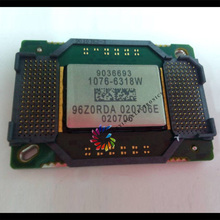 Projector DMD chip 1076-6318W 1076-6319W for XD280U MX511