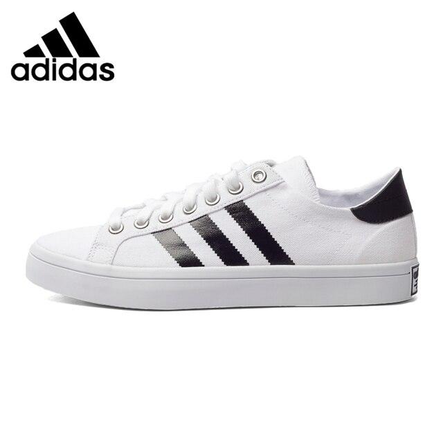 Original New Arrival Adidas Originals Men's Drawstring Skateboarding Shoes  Sneakers