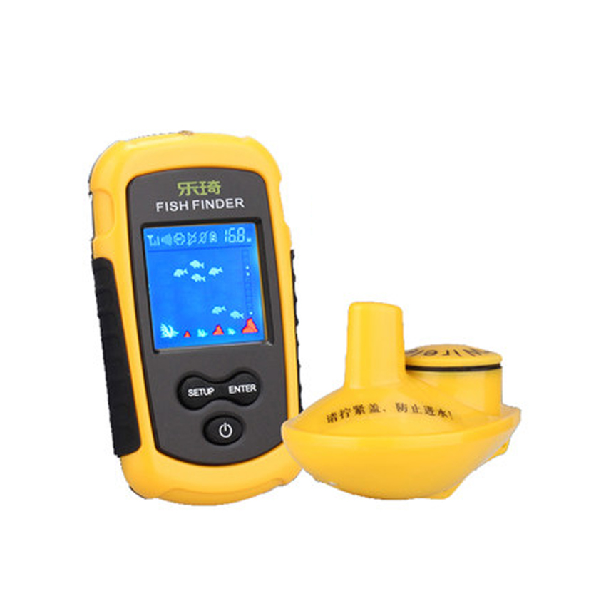 aliexpress : buy lucky ff 1108 portable wireless fish finder, Fish Finder