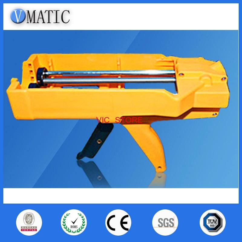 Free Shipping 600 Ml 600 Cc 1:1 & 1:2 Ab High Quality Glue Manual GunFree Shipping 600 Ml 600 Cc 1:1 & 1:2 Ab High Quality Glue Manual Gun