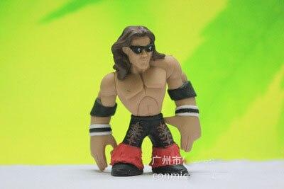 31 teile/los Q version juguetes Amerika beruf wrestling gladiatoren wrestler action figur spielzeug Sammlung von wrestling hobby-in Action & Spielfiguren aus Spielzeug und Hobbys bei  Gruppe 3