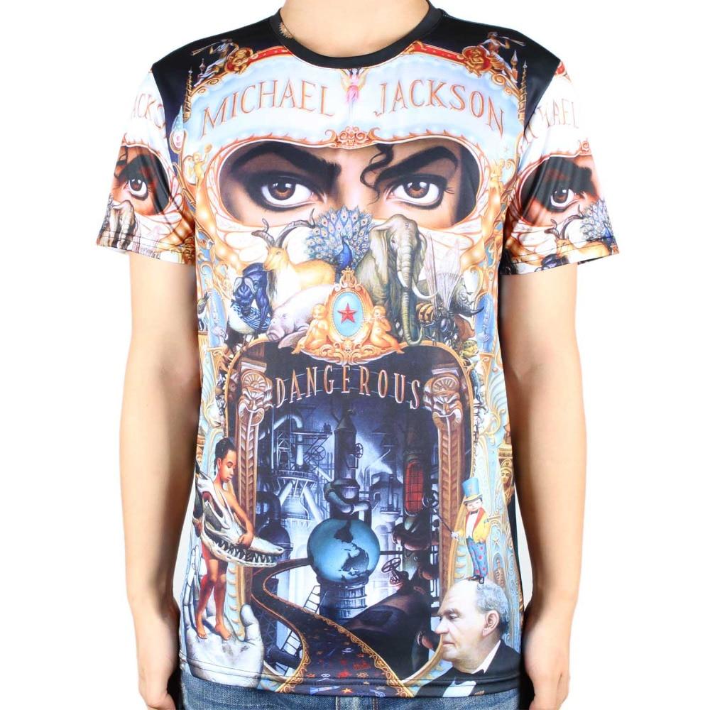 Popular Michael Jackson Shirt Buy Cheap Michael Jackson Shirt Lots From China Michael Jackson