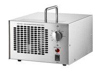 Purificador de aire del generador de ozono de acero inoxidable de 7 0G solo 110-120 V o 220-240 v