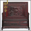 D Gallery] mahogany crafts boutique large vegetarian rosewood mahogany table ornaments longevity plaque screen