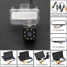8LED автомобильная парковочная камера заднего вида, 5