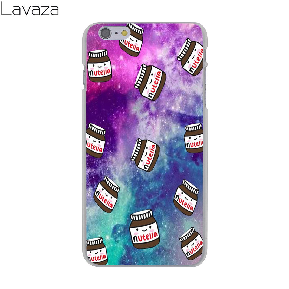 Exceptionnel Lavaza chocolate Food Tumblr Nutella Hard Cover Case for Apple  ZM32