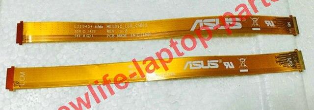 Оригинал для ME181C LVDS lcd кабель гибкого трубопровода ME181C_LCD_CABLE тест хорошо бесплатная доставка