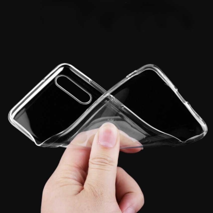 """Прозрачный силиконовый мягкий чехол из ТПУ с принтом """"для huawei Nova 3 P Smart P20 Lite P8 2017 P9 P10 lite для НУА Вэй слава 6X8 9 6A 7X прозрачный защитный чехол для задней крышки"""