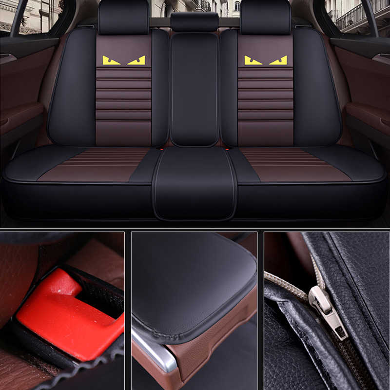 KADULEE сидений автомобиля для chevrolet epica Орландо mitsubishi outlander xl bmw x5 f15 kia Ниро Автокресло протектор Тюнинг автомобилей