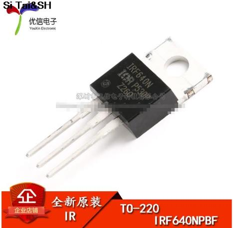 1pcs IRF640NPBF TO-220 IRF640N IRF640 Power MOSFET