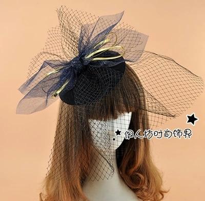 Tul boda sombreros y arco sombrero nupcial de la boda modesta barato  sombrero con velo nuevo 348d5f1a457