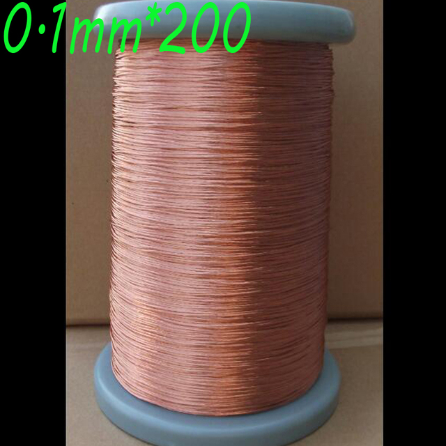 cltgxdd 0.1X200 shares of multi strand copper wire round stranded ...