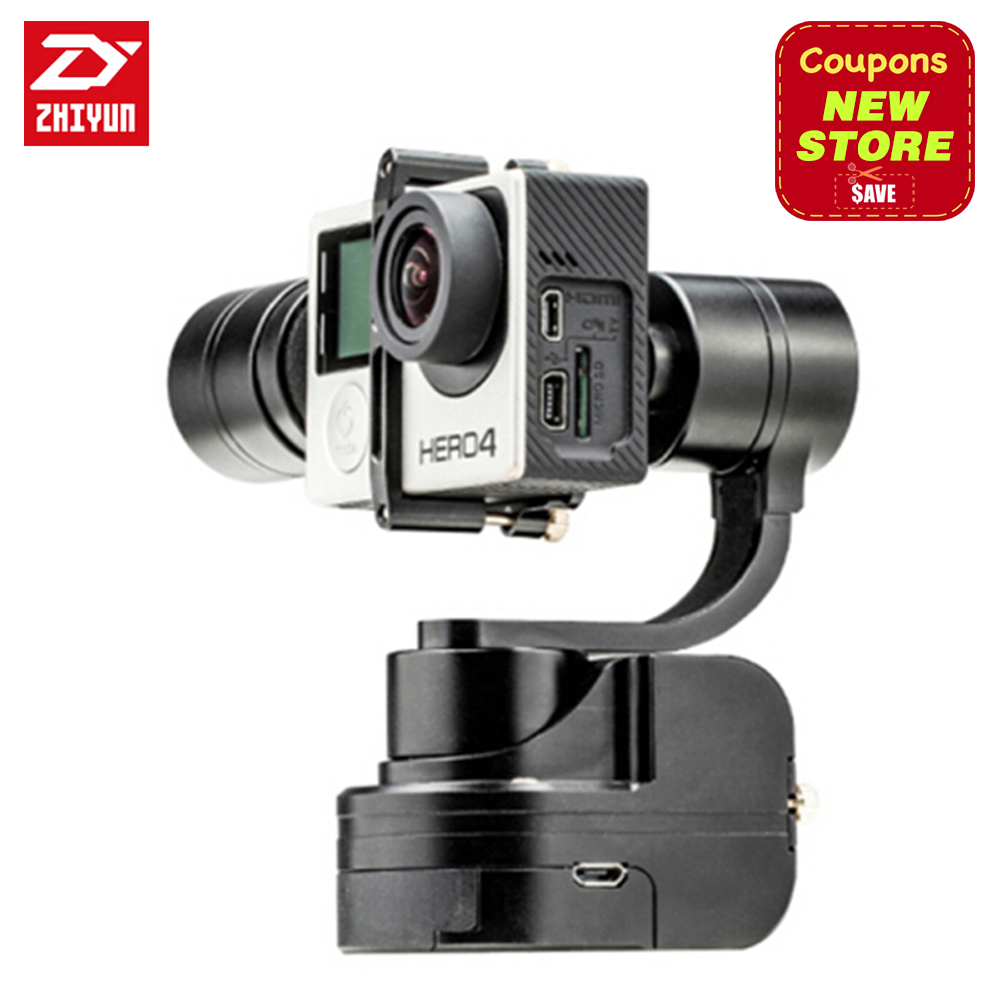 все цены на New Upgraded Zhiyun Rider-M 3-Axis Wearable Handheld Gimbal Stabilizer APP Control for GoPro Hero Xiaomi SJCAM Action Camera онлайн