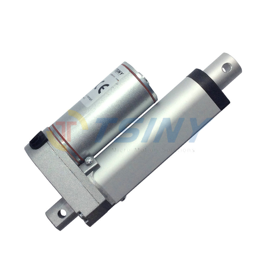 Stroke 50mm=2 inches/ 24V/ 600N=60KG mini electric linear actuator linear tubular motor motion,Free shipping stroke 50mm 2 inches 12v 100n 10kg 40mm s mini electric linear actuator mechanism linear tubular motor motion free shipping