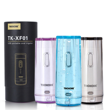 Portable Electric Oral Irrigator Travel Water Dental Flosser USB Rechargeable Jet Machine Drop Shipping