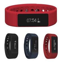 Yuntab 3 цвета L5 плюс Смарт Спорт браслет Сенсорный экран Smart Watch и Bluetooth 4.0for Android и IOS