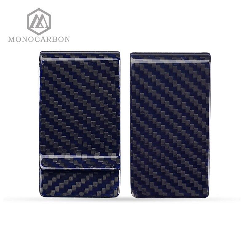 New Colorful Real Aramid Fiber Money <font><b>Clip</b></font>,For Blue Black Carbon Fiber Money <font><b>Clips</b></font>