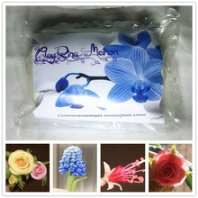 CLAYRIN MEIHON Polymer clay sculpture /Bread flower DIY / Resin clay 250g /White resin clay /Foam clay /Free shipping