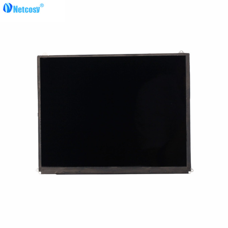 Netcosy For iPad 2 A1376 A1395 A1397 A1396 tablet LCD Display Screen Perfect Replacement Parts Digital Accessory For ipad 2 replacement new lcd display screen for ipad 2 a1376 a1395 a1396 a1397 9 7 inch