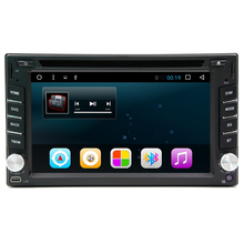 2 din Android 6.0 Quad Core Universal Car Radio DVD GPS Navi with Bluetooth Support 3G DVR OBD Digital TV 1.6GHZ CPU
