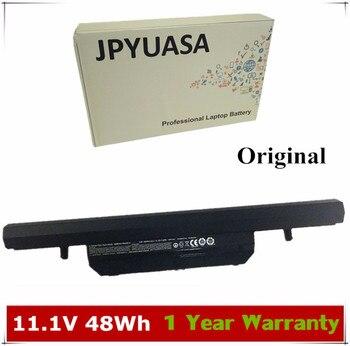 7XINbox 11.1V 4300mAh 48Wh 6-87-WA50S WA50BAT-6 Original Laptop Battery For Clevo WA50 M510A M511 MG150 G150MG G150M-B