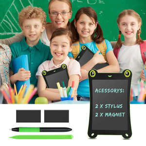 Image 5 - NEWYES Digital Tablets Study Board Portable 8.5 Inch LCD Electronic Writing Tablet Digital Drawing Pad Tables for Kids Gift
