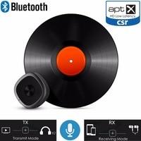 RX TX 2 In 1 Apt X Bluetooth V4 1 Receiver Transmitter APTX HD LL Low