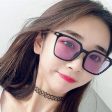 MARC New Square sunglasses Europe and America fashion men women retro marine film glasses personality