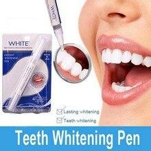 Dental Dentes que Whitening o Gel De Peróxido de Branqueamento Kit Dente Limpeza Rotativo Dental Teeth Whitening Pen Dazzling Branco Blanqueador