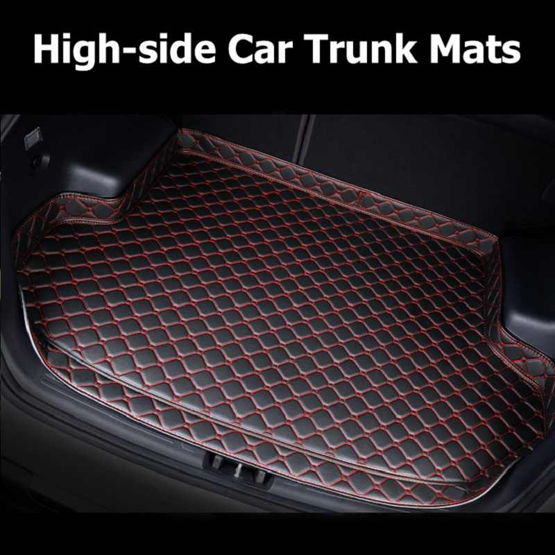 For Ford Fusion Mondeo 2017 2016 2018 Boot Mat Rear Trunk Liner Cargo