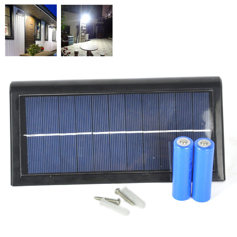 3 5w waterproof rechargeable led solar light outdoor. Black Bedroom Furniture Sets. Home Design Ideas