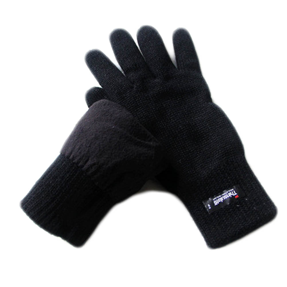 Mens piloxing gloves -  Por Black Knit Gloves Black Knit Gloves Lots From