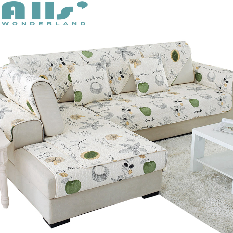 Living Room Seat Covers 1pc Couch Protector Modern Design Cushion ...