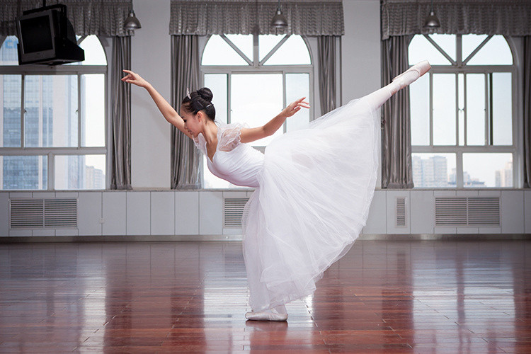 Ballet costume adult