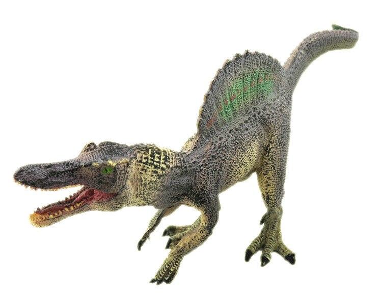 ᗜ LjഃSpinosaurus modelo de simulación de juguete modelo animal ...