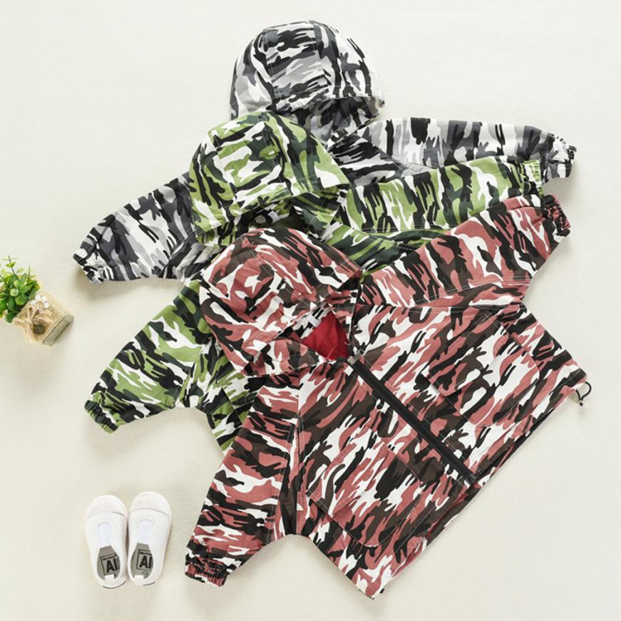 Toddler Kids Babys Girls Autumn Winter Solid Hooded Coat Outwear Clothes NO2